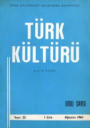 Türk Kültürü... Ordu Sayısı...