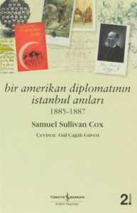 Cox'un 750 sayfalık İstanbul anıları kitabı