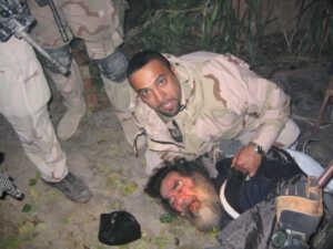Saddam böyle bulunmuştu