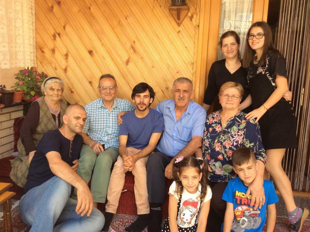 Prizren'deki akrabalarımız...