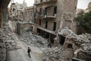 Halep bu hale getirilir miydi?