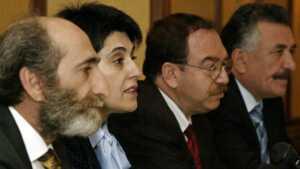 Orhan Doğan.. Leyla Zana.. Hatip Dicle.. Selim Sadak.. 10 yılları cezaevinde geçti.