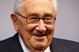 Kissinger: Hep devrede... Bugün bile...