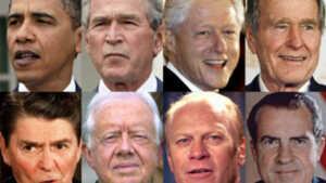 Son 50 yılın ABD başkanları