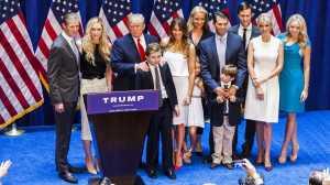 Trump Ailesi: Musevi damat da platformda...